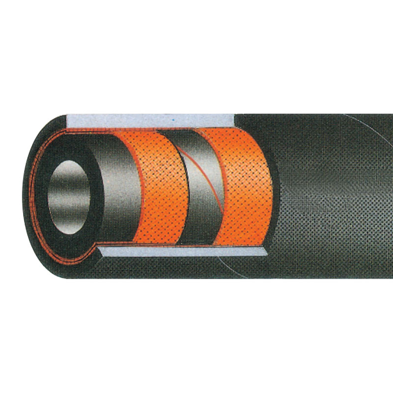 75 PSI Dry Material Discharge Hose