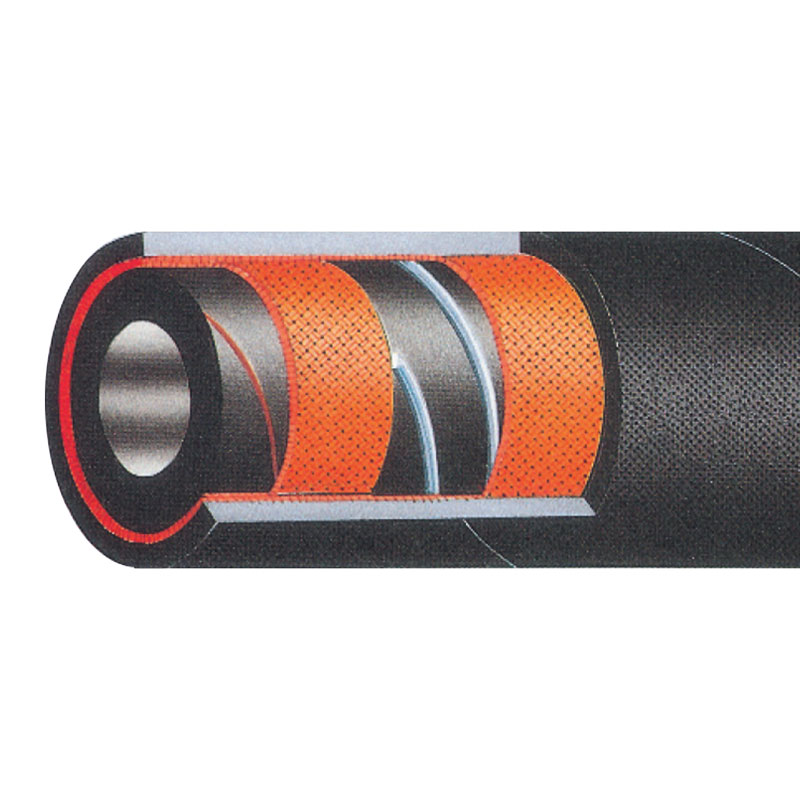 150 PSI Heavy Duty Dry Material Suction Discharge Hose
